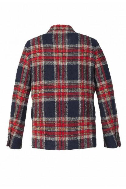 Roda giacca scozzese