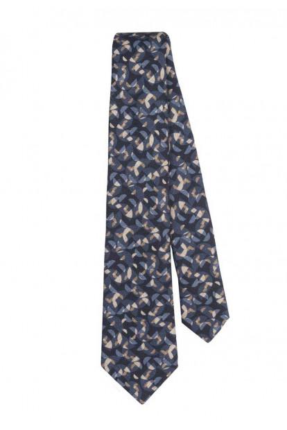 Roda cravatta geometrica