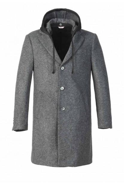 Roda cappotto con cappuccio