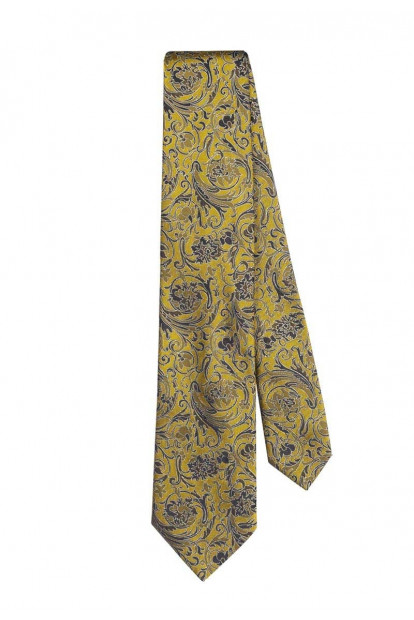 Roda cravatta floreale