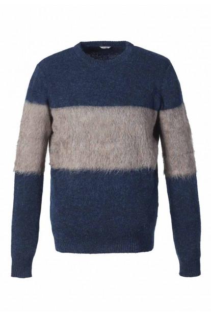 Roda maglione  garzato